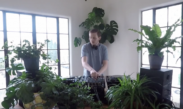 Guy Lawrence live stream Boiler Room's Live From Isolation in the United States